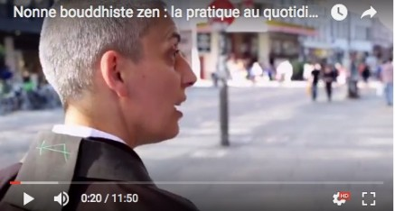 Nonne bouddhiste zen : la pratique au quotidien - Or Norme 2017 ( FR )