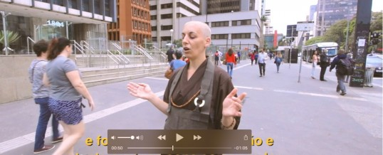 VIDEO – How to practice inner silence… in the middle of a noisy town !