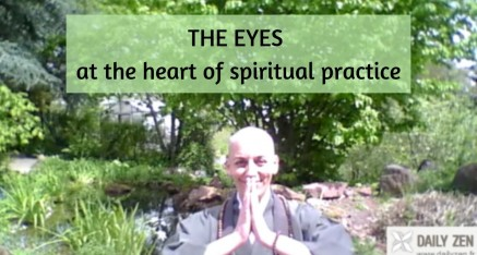 Video : Daily Meditation The Eyes - 好好练习吧~ ( ENGLISH - CHINESE )